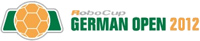 RoboCup German Open 2012 Logo